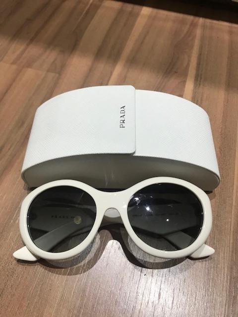 Óculos Prada branco spr30p