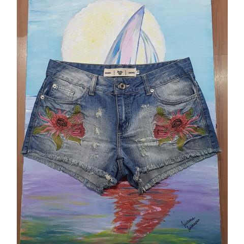 Short Jeans Daslú tam:38