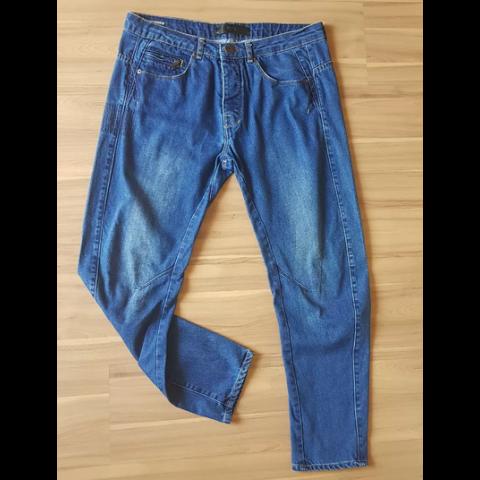 Calça Animale jeans modelo Boyfriends T: 42