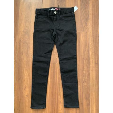 Calça Gap kids legging jean T: 7 anos preta ( Nova com etiqueta)