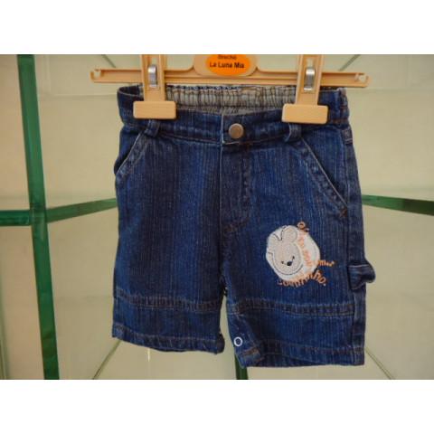 Bermuda Jeans Renner tam 3-6 meses