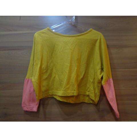 Blusa bicolor Fábula TAM:2 anos