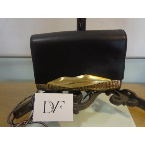 Bolsa clutch DVF Diane Von Furstenberg