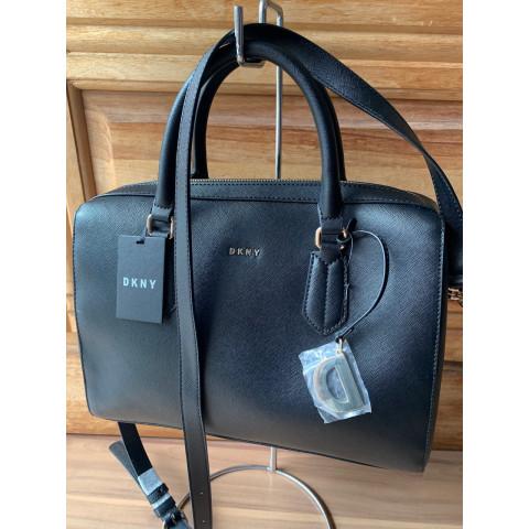 Bolsa DKNY Preta ( Produto Novo)