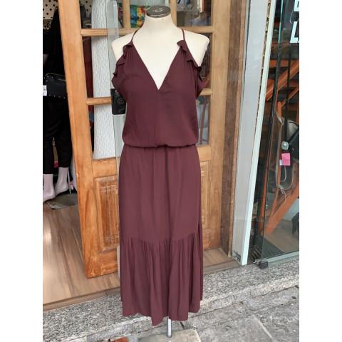 Vestido Midi Ateen T: 36