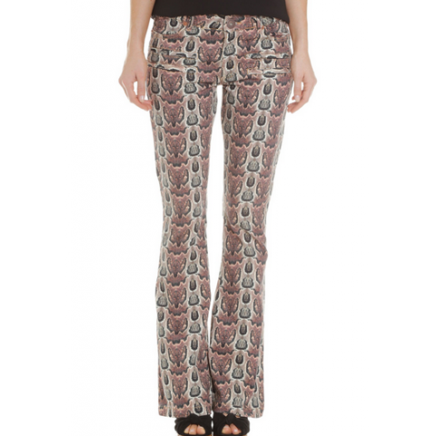 Calça animale animal print (cobra), 36
