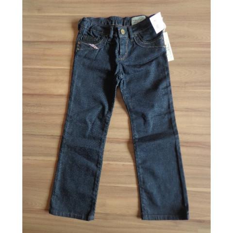 calça infantil  jeans Diesel T:5