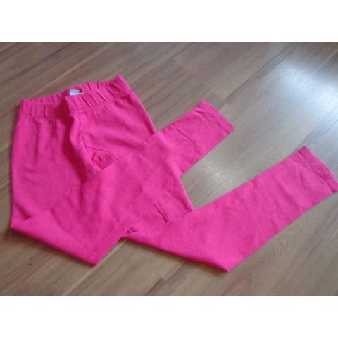 Calça legging pink ZARA, 9-10 anos