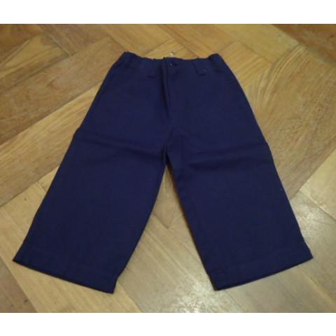 Calça social Chicletaria T: G veste (1-2 anos) regular