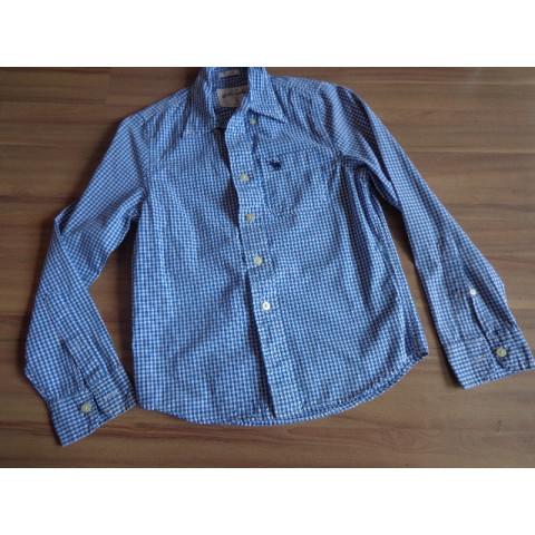 Camisa Abercrombie Kids, tamanho P (veste 8-10anos