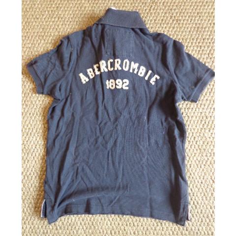 Camisa Polo Abercrombie, M (veste 8-10)