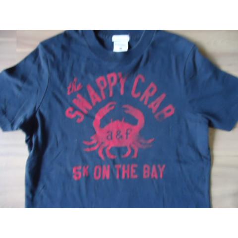 Camiseta Abercrombie kids M