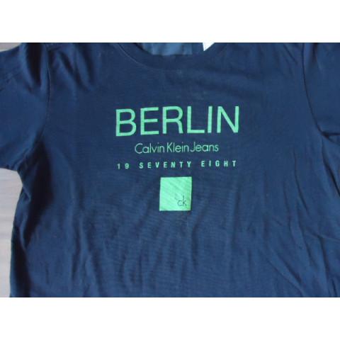 camiseta calvin klein 12 anos