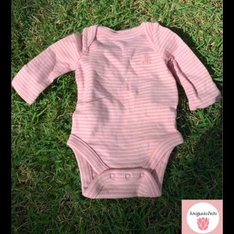 Body Baby Gap RN Doado por Tati Carvalho