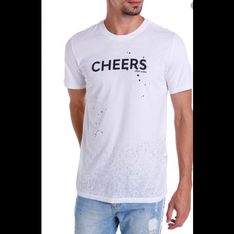 Camiseta John John NEW CHEER, P  DOADO POR JOHN JOHN