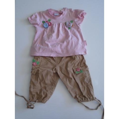 Conjunto Tyrol Calça e blusa, G (veste 9-12 meses)