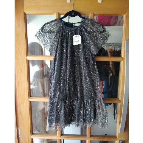 Vestido Zara kids Collection tam:11/12 Anos C/ Etiqueta!