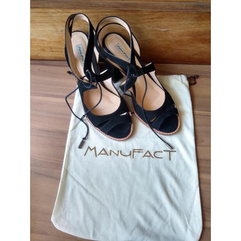 Sapato Preto Manufact N° 37
