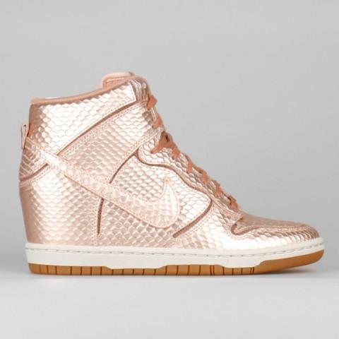 Tênis Nike ROSE GOLD METALLIC  WEDGE T: 38
