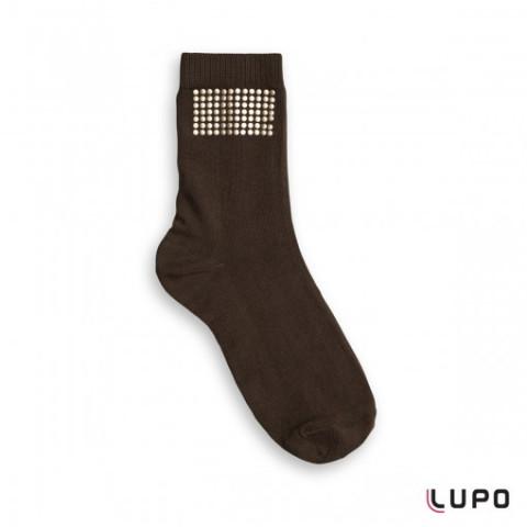Meia Socks Lupo 4568-001, 35-40 NOVA