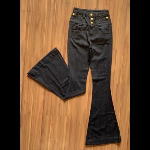 Calça Jeans Max Flare Mixed tam:34
