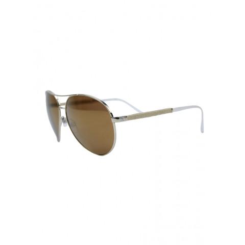 Óculos Chanel Dourado 4185