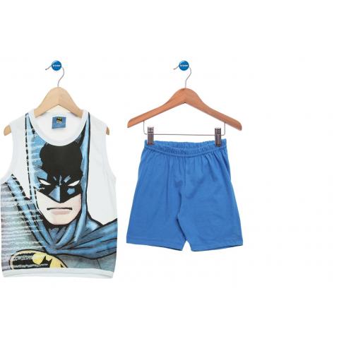 Pijama LUPO Batmam infantil 8 anos NOVO