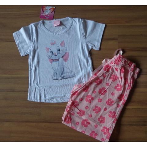 Pijama Lupo Gatinha Marie T: 6 anos Novo