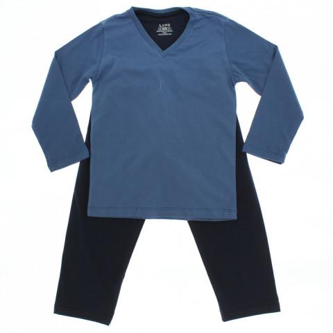Pijama LUPO menino, 8 anos NOVO