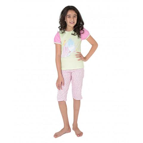 Pijama Princesas LUPO, 10 anos NOVO com etiqueta