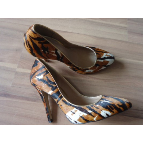 Sale-Scarpin Ka Animal Print N°37