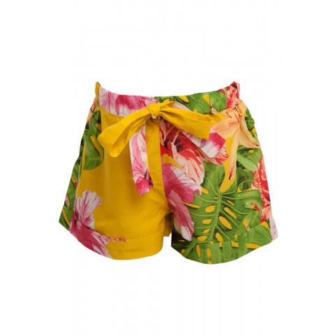 Short Fábula Costela de Adão Amarelo, 8Anos