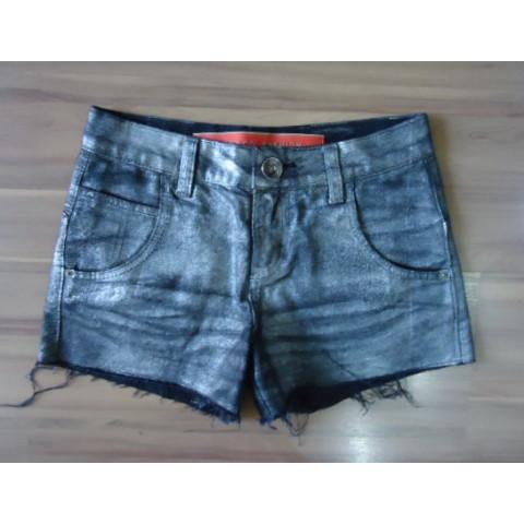 Short jeans Espaço Fashion T: 34