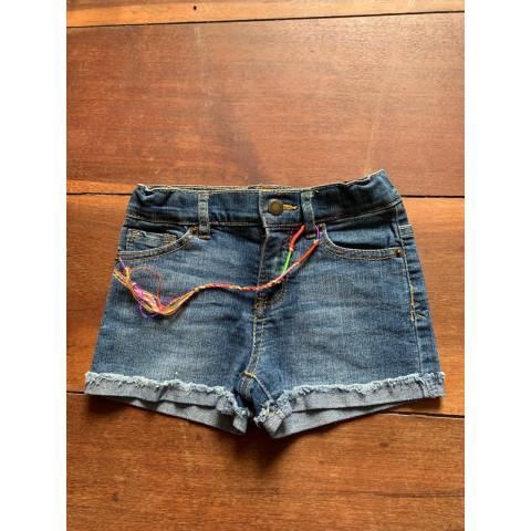 Short jens Lucky Brand Tam:4 Anos