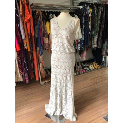 Vestido Tricot Le Lis Blanc T: P