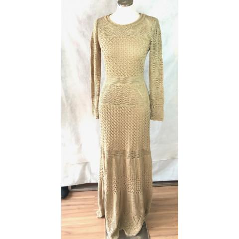 Vestido Galeria Tricot T: M