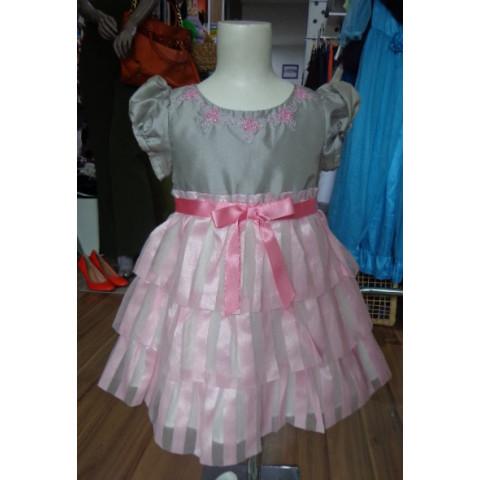 Vestido bitty baby by American Girl, 3 anos