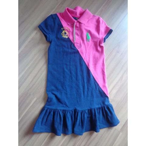 Vestido Polo Ralph Lauren, 6 anos