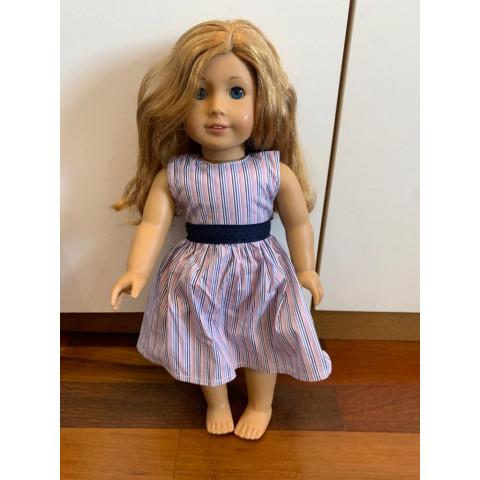 Boneca American Girl  original - com vestido