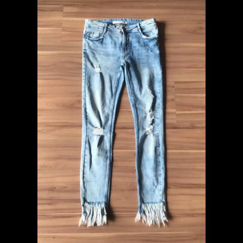 SALE- Calça Jeans Zara tam:36