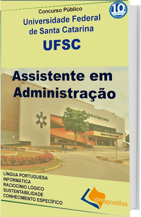 Apostila Assistente UFSC