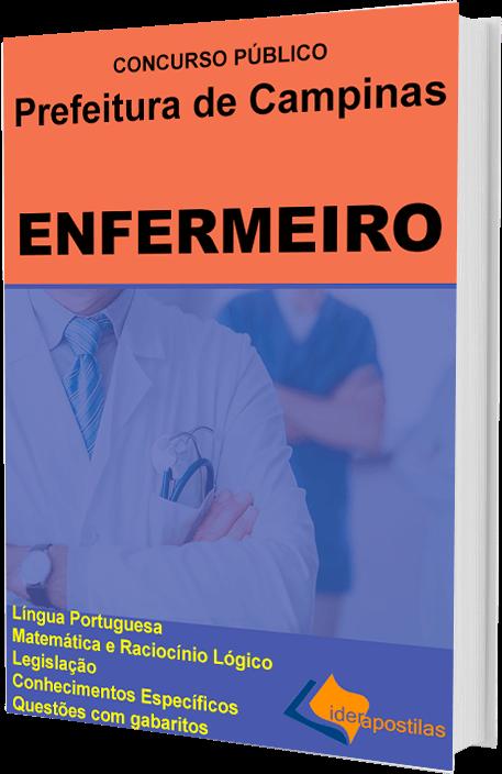 Apostila Enfermeiro Campinas