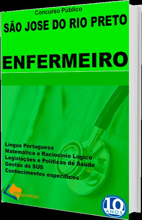 Enfermeiro Rio Preto