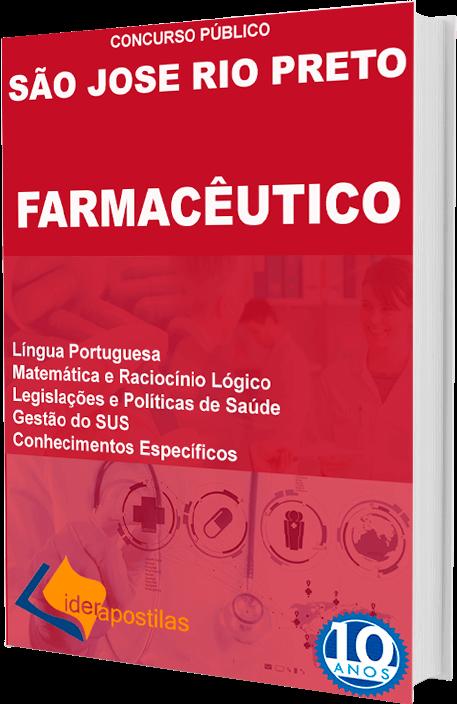 Farmacêutico Rio Preto