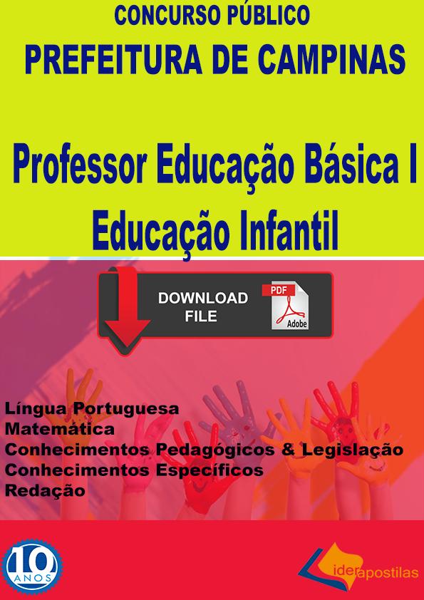 Apostila Digital Professor Campinas