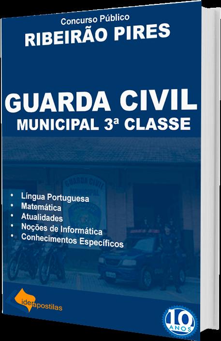 Concurso Guarda Civil Ribeirão Pires