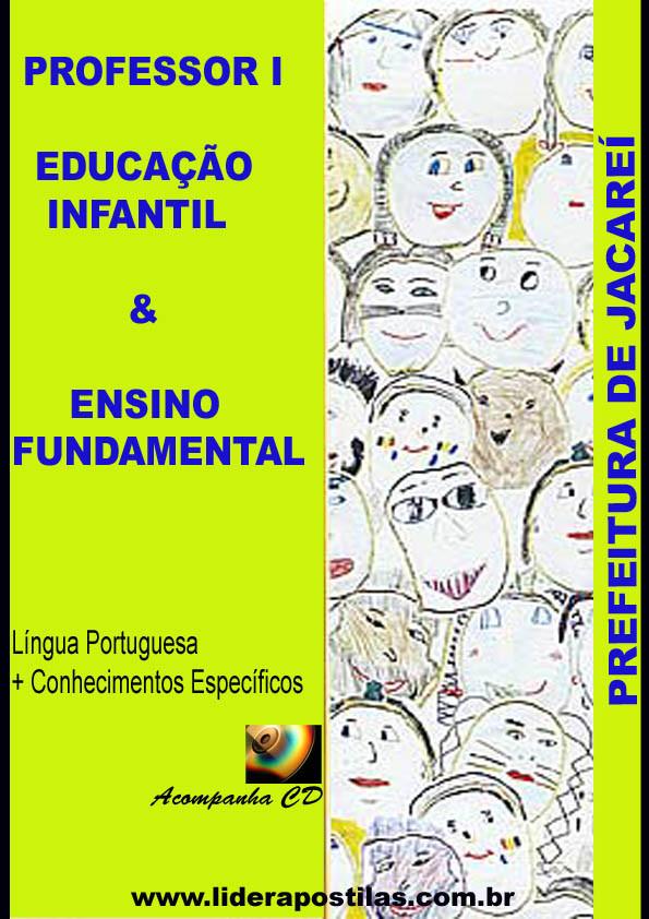 Professor I - Educação Infantil e fundamental /Jacareí