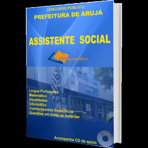 Apostila Assistente Social  Prefeitura de Arujá