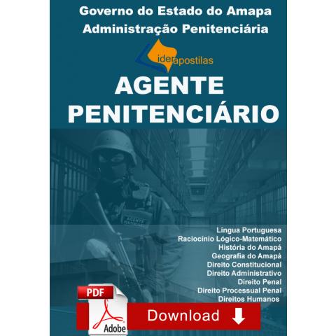 Apostila Concurso Agente Penitenciário Estado Amapá Download