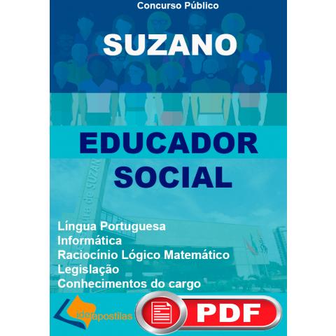 Apostila Educador Social Prefeitura Suzano